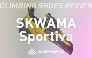 クライミングシューズレビュー -スクワマ(SKWAMA Sportiva)-