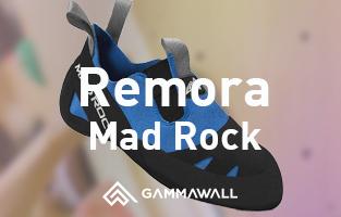 シューズレビュー マッドロック/レモラ(Mad Rock/Remora)